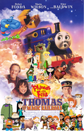 Phineas and Ferb's Adventures of Thomas and the Magic Railroad