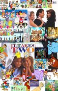 Chipmnks Tunes Babies & All-Stars' Adventures of It Takes Two
