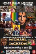 Bobby Cindy & Oliver's Adventures Of Michael Jackson Moonwalker