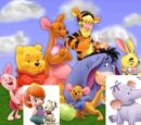 The Gang of Winnie The Pooh
