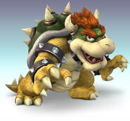 Bowser in Super Smash Bros
