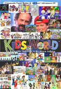 Chipmunks Tunes Babies & All-Stars' Adventures Of Kids World