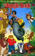 Benny, Leo, and Johnny's adventures of The Jungle Book Poster