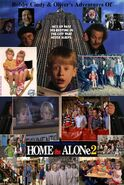 Bobby Cindy & Oliver's Adventures Of Home Alone 2 Lost In New York