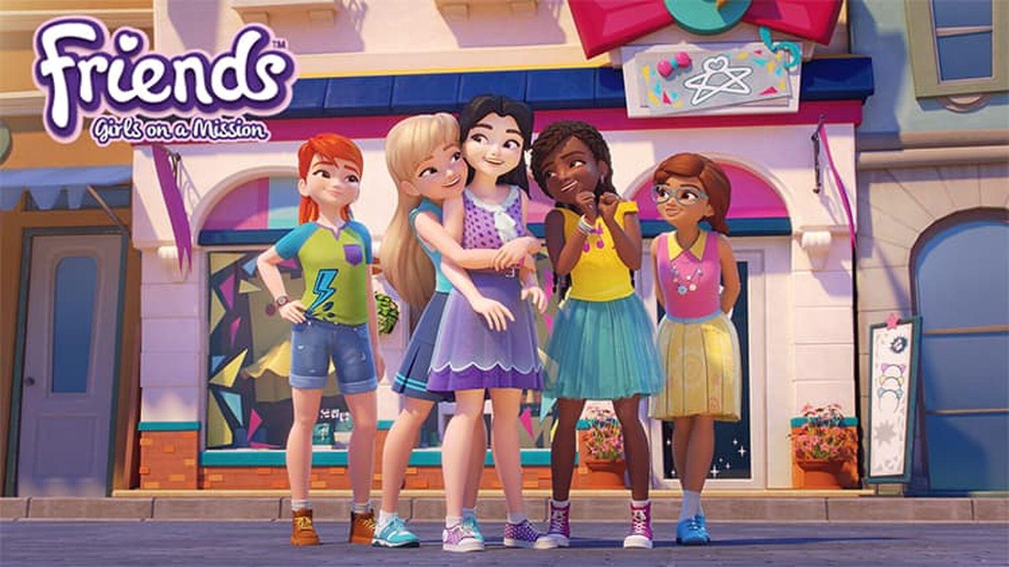 Lego Friends: Girls on a Mission   KidsClick Wiki   Fandom