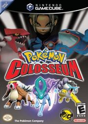 Pokemon Colosseum