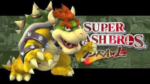 Castle Boss Fortress (Super Mario World SMB 3) - Super Smash Bros. Brawl