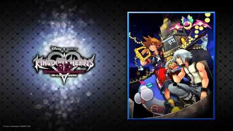 Kingdom Hearts 3D Dream Drop Distance -Gigabyte Mantis- Extended