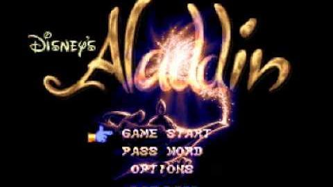 Disney's Aladdin (SNES) Music - Stage Theme 04 Genie's Stage