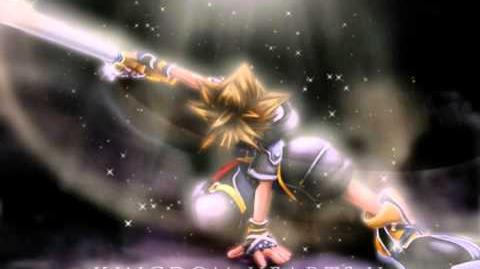 Kingdom Hearts II - Xemnas Phase 3 theme song