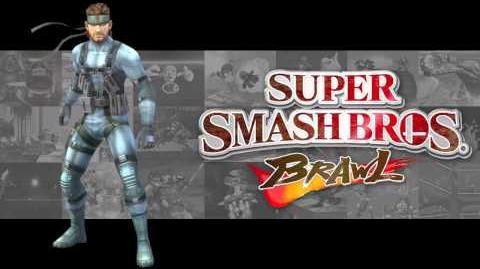 Encounter - Super Smash Bros. Brawl