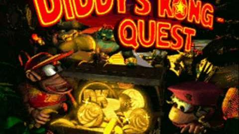 Classic VGM 116 Donkey Kong Country 2 - Forest Interlude