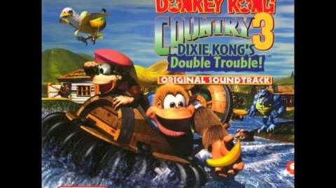 Donkey Kong Country 3 OST Nuts and Bolts ~ Factory Theme