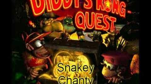 Donkey Kong Country 2 Soundtrack Rattle Battle