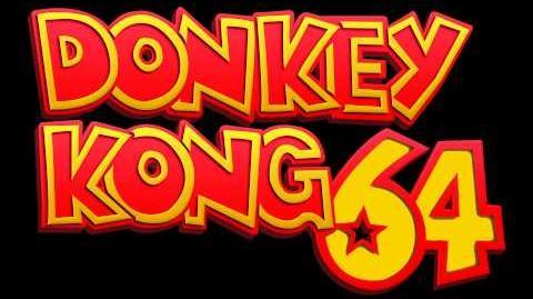 Fungi Forest Night - Donkey Kong 64