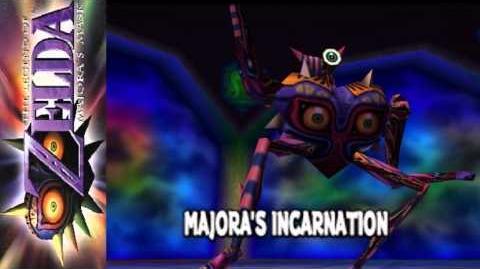 Let's Listen Majora's Mask - Majora's Reincarnation (Extended)