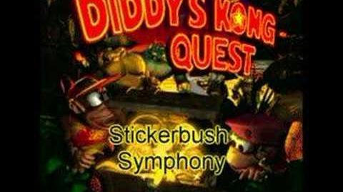 Donkey Kong Country 2 Soundtrack Bramble Blast-0