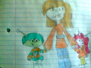 Emily and her Aliens