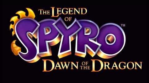 16 - Dragon City - The Legend Of Spyro Dawn Of The Dragon OST