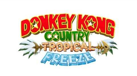 Funky Waters - Donkey Kong Country Tropical Freeze Music Extended