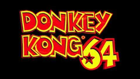 Angry Aztec (Underground) - Donkey Kong 64