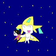 Jirachi's Dimentia Doll