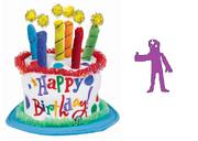 Gnaa birthday cake