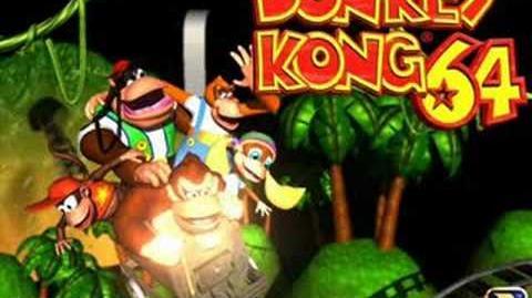 Donkey Kong 64 - K