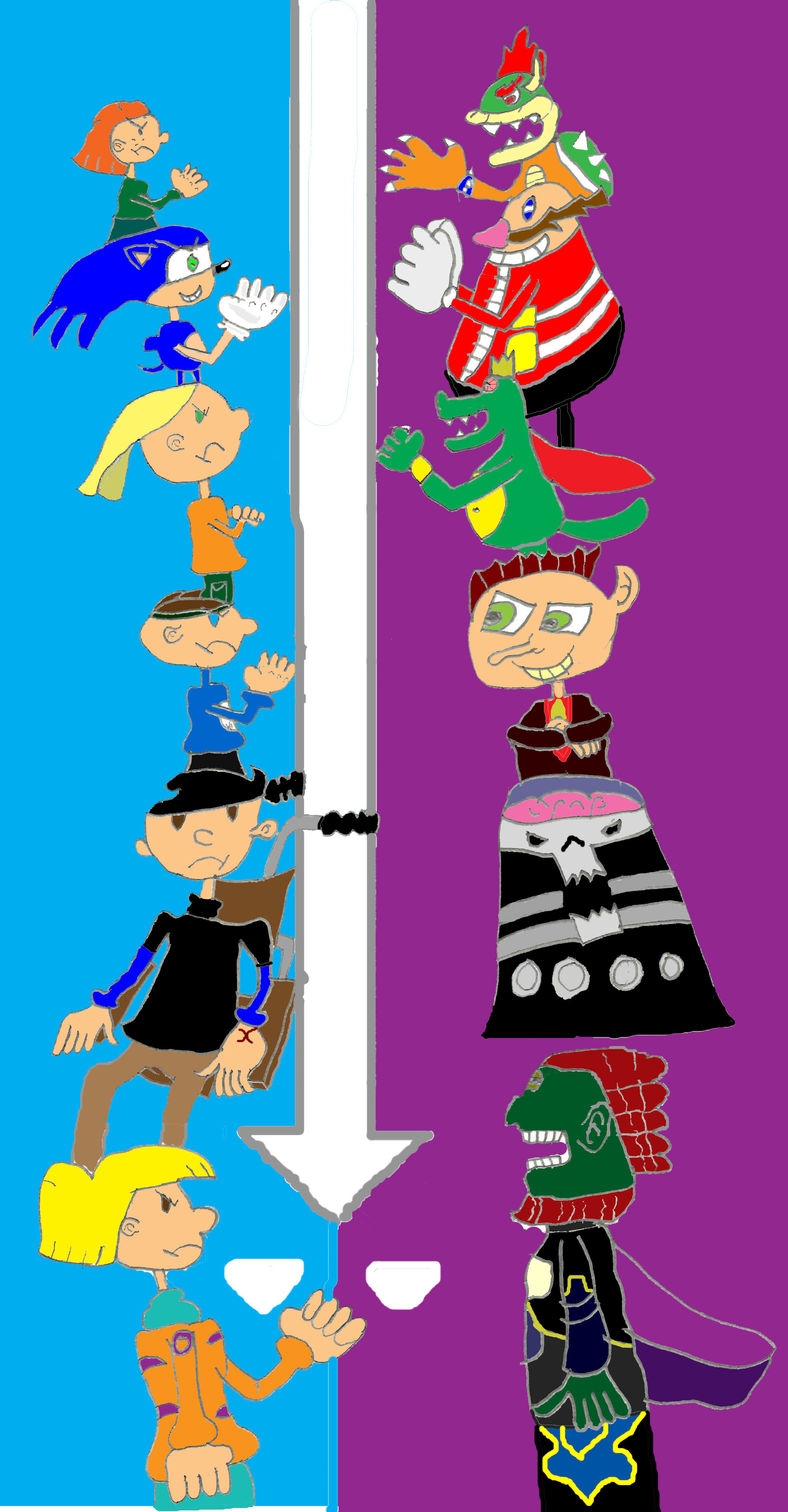 Legend of the Eight Firstborn  sc 1 st  CodenameKids Next Door Wiki - Fandom & Legend of the Eight Firstborn | Codename:Kids Next Door Wiki ...
