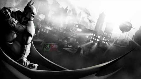 Batman Arkham City (OST) - Streets of Fire (Protocol Ten Begins)