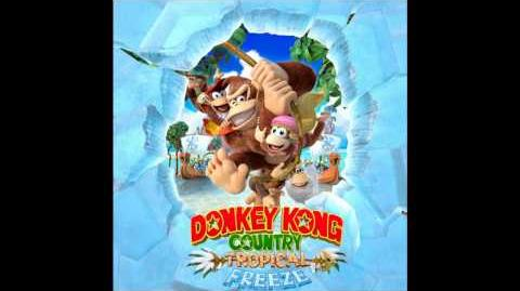 Donkey Kong Country Tropical Freeze Soundtrack - Jelly Jamboree