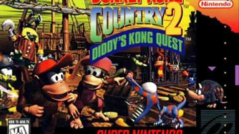 Donkey Kong Country 2 Hornet Hole music