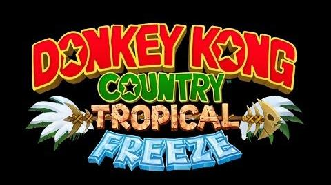 Donkey Kong Country Tropical Freeze - Lord Frederick (Final Boss) - Music