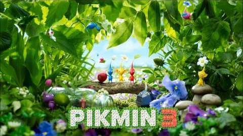 Pikmin 3 OST - Garden of Hope