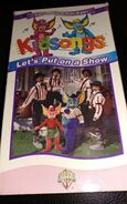 Let's Put on a Show - Original VHS