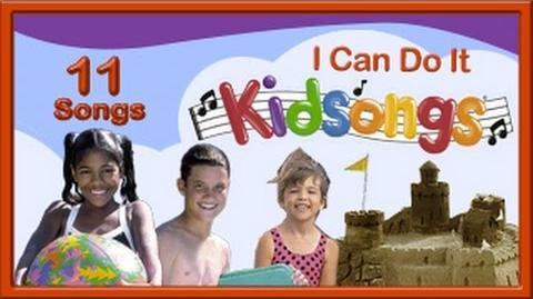 I Can Do It Kids Video by Kidsongs Peanut Butter Song part 1 Kids Summer Fun PBS Kids