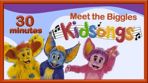 Nursery Songs For Kids Meet the Biggles Kidsongs The Muffin Man Play Song Rhymes PBS Kids
