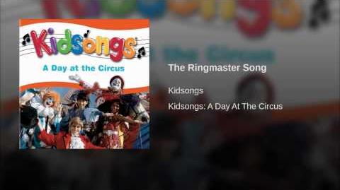 The Ringmaster Song-1