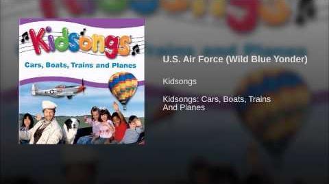U.S. Air Force (Wild Blue Yonder)