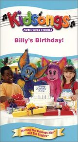 Kidsongs: Adventures in Biggleland: Billy's Birthday