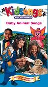 Baby Animal Songs - 2002 VHS