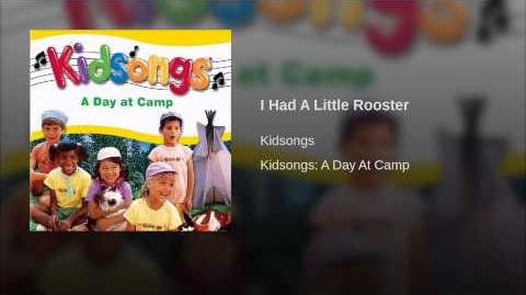 I Had A Little Rooster
