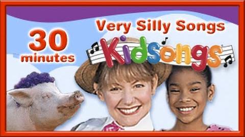 Very Silly Songs kids songs and nursery rhymes by Kidsongs Top Songs For Kids-0