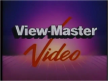 View-Master Video Logo