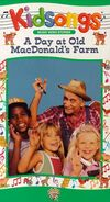 A Day at Old MacDonald's Farm - 1995 VHS