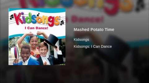 Mashed Potato Time