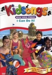I Can Do It - DVD