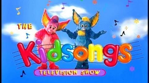 Kidsongs theme song - sing along (Lyrics)
