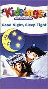 Good Night Sleep Tight - 2002 VHS