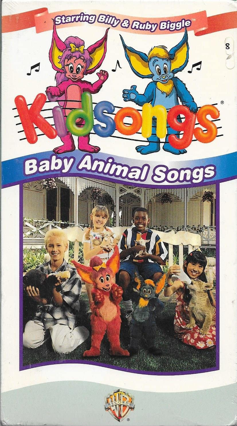File:Baby Animal Songs   Original VHS